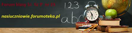 Forum nasiuczniowie.forumoteka.pl Strona Główna